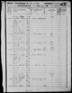 1850 US Census - Otto, Cattaraugus County, New York - Family of Garrison and Lucy Ballard