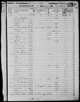 1850 US Census - Otto, Cattaraugus County, New York - Family of Kelsey and Sophia Ballard - Page 2 of 2