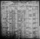 1900 US census Loam and Olga Townships, Cavalier, North Dakota - Family of Ole H. and Ellen Olson