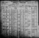 1900 US census Loam & Olga Townships, Cavalier, North Dakota - Family of Adolph and Bertha Peterson