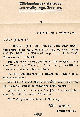 Letter dated October 5, 1904