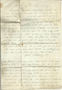 Letter to Jacob and Jane Shoemaker 31 Mar 1872 - Side 1