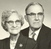 Charles Edward Peterson 1881-1964 and Clara Serena Knutson 1885-1967